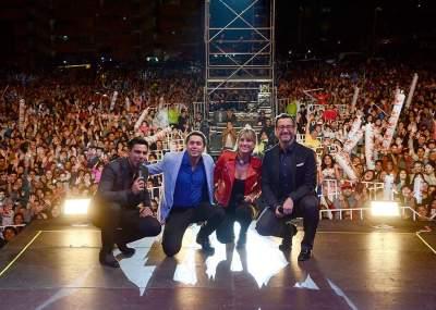 Gira Teletón anunció sus fechas y artistas