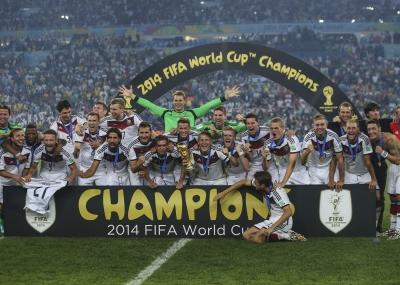 Las Mejores Imagenes De La Final Del Mundial Brasil  Fotos