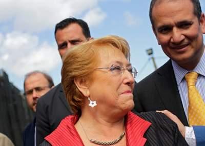 Ángela Jeria hace llamado para votar por Guillier: