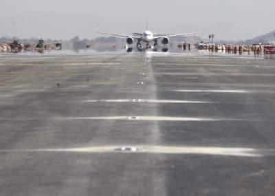 Una aerolínea escribió mal su propio nombre en un avión — Desopilante