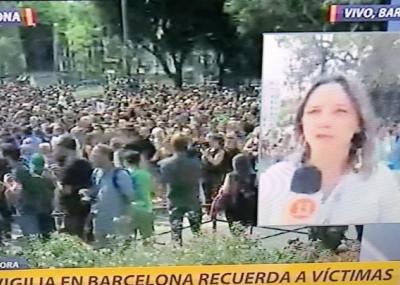 El sorpresivo retorno de Mónica Pérez a la televisión