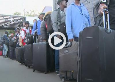 Avión del Gobierno con chilenos que huyen de Venezuela aterrizará este martes