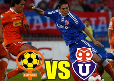 Final Clausura  U De Chile Vs Cobreloa Online En Vivo Y Gratis  Diciembre