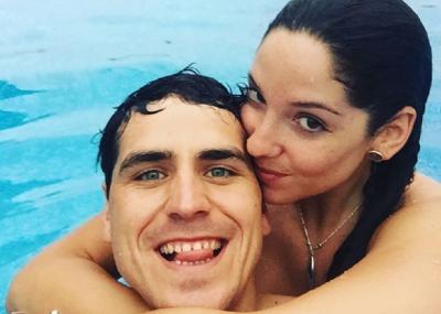 Kel Calderón y Pangal Andrade terminaron su relación