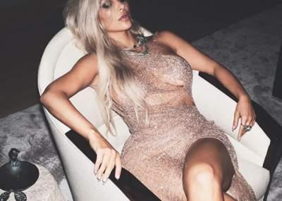 Kim Kardashian no pasó el Año Nuevo con buenas noticias