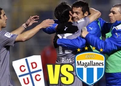 Juego Del Magallanes En Vivo Hoy
